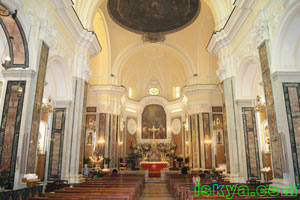 La chiesa di S. G.G. della Croce