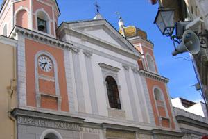 La chiesa di S. Maria di Loreto