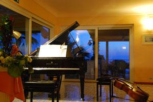 A Forio d'Ischia con Beethoven e Schubert