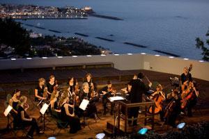 Eventi 2009 - Giardini La Mortella - Concerti Primavera-Estate