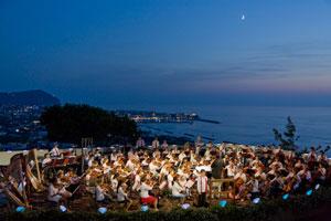 Eventi 2011 - I Concerti ai Giardini la Mortella di Forio d'Ischia