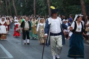 Castelvetro e Popoli partecipano alla trentunesima Festa di Sant'Alessandro ad Ischia