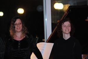 Eventi 2010 - Classica Festival Note Sul Mare - Duo Maria Musti-Francesca Musti