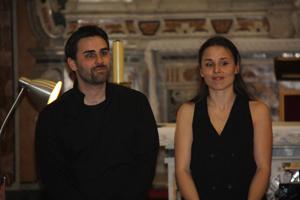 Eventi 2010 - Classica Festival Note Sul Mare - Duo Monti-Bianco
