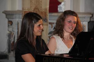 Eventi 2010 - Classica Festival Note Sul Mare - Duo Soave-Baccolo