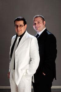 """Ischia - Il Duo Sollini-Barbatano al Classica Festival """"Note sul Mare"""" 2011"""