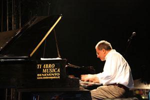 Eventi 2010 - Ischia Jazz Festival - Enrico Pieranunzi in Trio