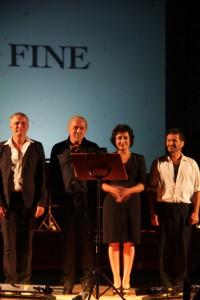 Ischia Max Paiella al Festival Luchino Visconti Forever - musica,cinema, scena