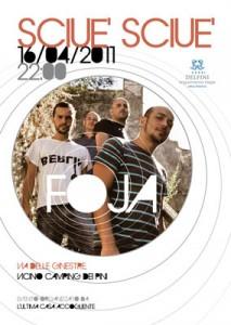 Eventi 2011 - I Foja sull'isola d'Ischia