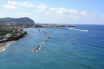 Ischia - Bellissima manifestazione all'insegna del mare,del sole e dell'allegria