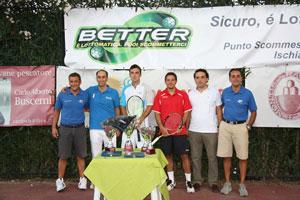 Eventi 2010 - Primo Torneo Open Better Lottomatica