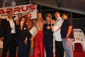 Eventi 2010 - Il World Record di Pasquale Dragon Di Costanzo