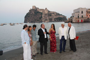 Eventi 2010 - Ischia Global - Diretta dalla Spiaggia del Miramare e Castello