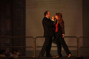 Eventi 2010 - Grande Serata di Beneficenza a Forio con Gaetano Maschio