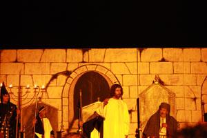 Eventi 2010 - La via crucis a Forio d'Ischia
