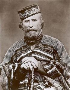 Garibaldi a Casamicciola Terme