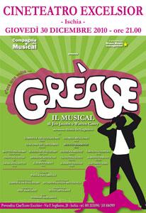 Eventi 2010 - Grease al Cinema Excelsior