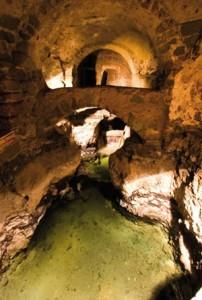 Poetica origine del Bagno del Gurgitello in Casamicciola