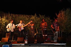 Eventi 2010 - Viaggiatori di Note - Forro in The Dark