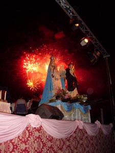 Eventi 2011 - La festa della beata vergine del monte Carmelo a Serrara Fontana