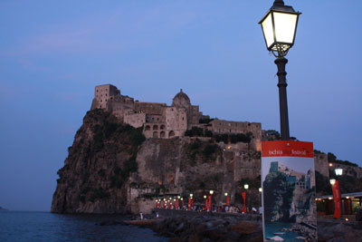 La Borsa dell´Ischia Film Festival si trasferisce a Roma