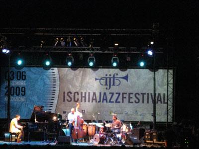 Ischia Jazz Festival - I video di Tania Maria, Aaron Goldberg e Joshua Redman