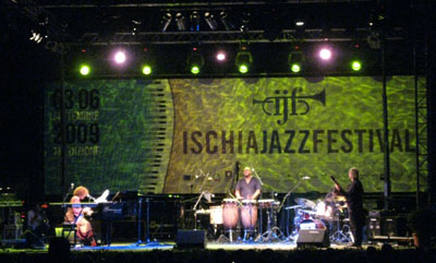 Ischia - Serata conclusiva di Ischia Jazz Festival