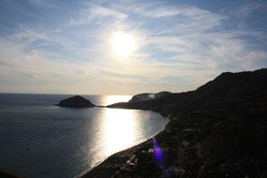 Le spiagge del Comune di Ischia