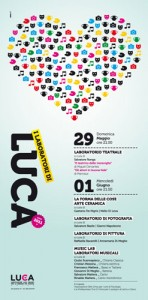 Eventi 2011 - I Laboratori di Luca Laboratorio Teatrale
