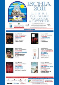 Eventi 2011 - Ischia Libri d'A...Mare Vacanze & Letture