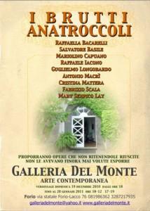Eventi 2011 - I brutti anatroccoli - Vernissage