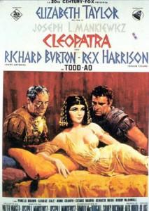 Da Cleopatra a Minghella ad Ischia