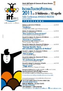 Eventi 2011 - Ischia Teatro Festival