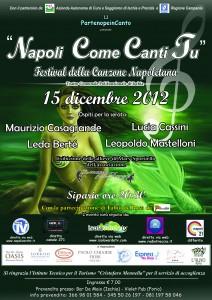 Ischia Teatro Festival - Napoli come canti tu