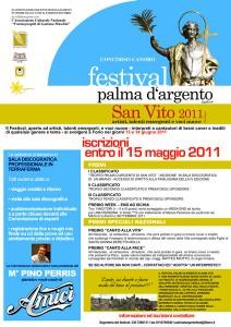 Forio d'Ischia - Partite le  iscrizioni per il Festival Palma d´argento di San Vito