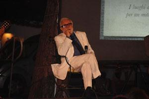 Eventi 2010 - Libri d'Amare con Luciano De Crescenzo