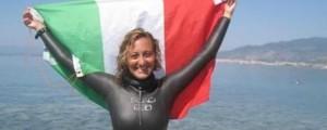 Record ad Ischia per Mariafelicia Carraturo