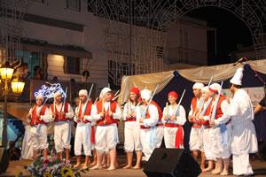 Eventi 2010 - La Scuola del Folklore ad Andar Per Cantine