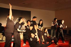 Eventi 2011 - Match d'improvvisazione teatrale - Ischia vs Brescia