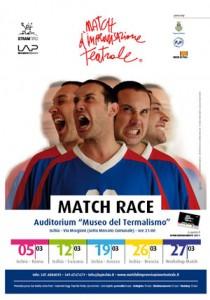 Eventi 2011 - Match d'improvvisazione teatrale - Ischia vs Roma