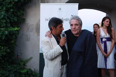 """Ischia Film Festival - Aperte le iscrizioni per le comparse nella fiction """"I delitti del cuoco"""""""