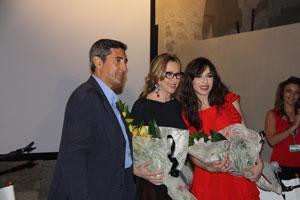 Eventi 2010 - Ischia Film Festival - Parliamo di Cinema con Lunetta Savino e Sabrina Impacciatore
