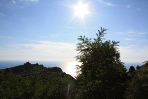 L'Epomeo, il cuore pulsante dell'isola