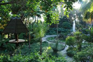 Duo Graniti-Krause ai Giardini La Mortella a Forio d'Ischia