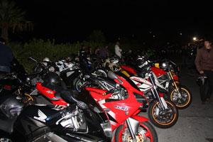 Eventi 2010 - Secondo Motoraduno Isola d'Ischia