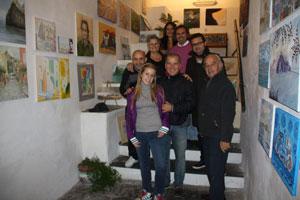 Eventi 2010 - Giornata della pittura estemporanea