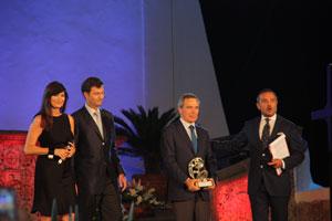 I vincitori del Premio Ischia Internazionale di Giornalismo
