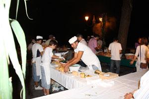 Eventi 2010 - La Salsicciata a Serrara Fontana