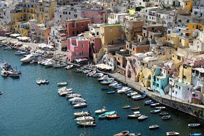 Il porto turistico di Procida al salone di Genova