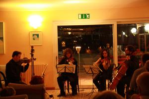 Eventi 2010 - Classica Festival Note Sul Mare - Quartetto Fanzago